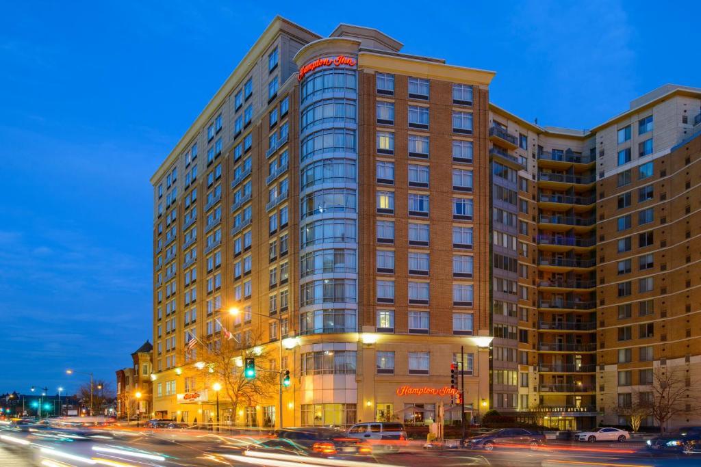 Hampton Inn Dc Convention Center Hotel