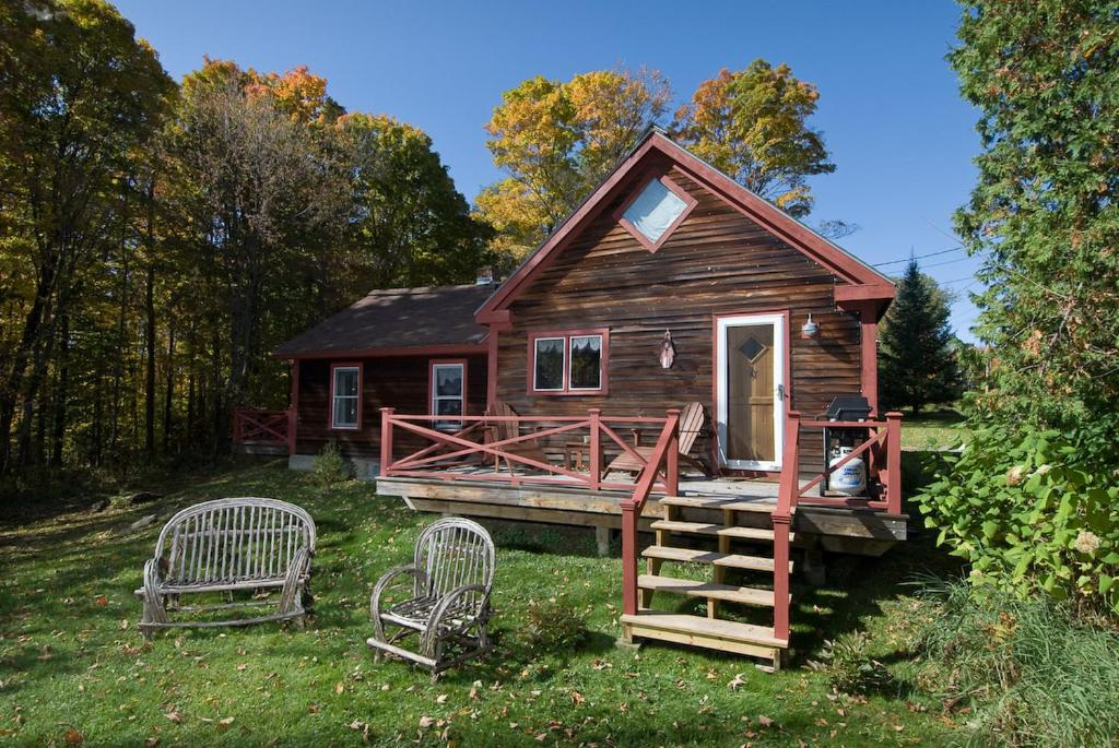 Vacation Home Goldilocks Cabin Stowe Vt Booking Com