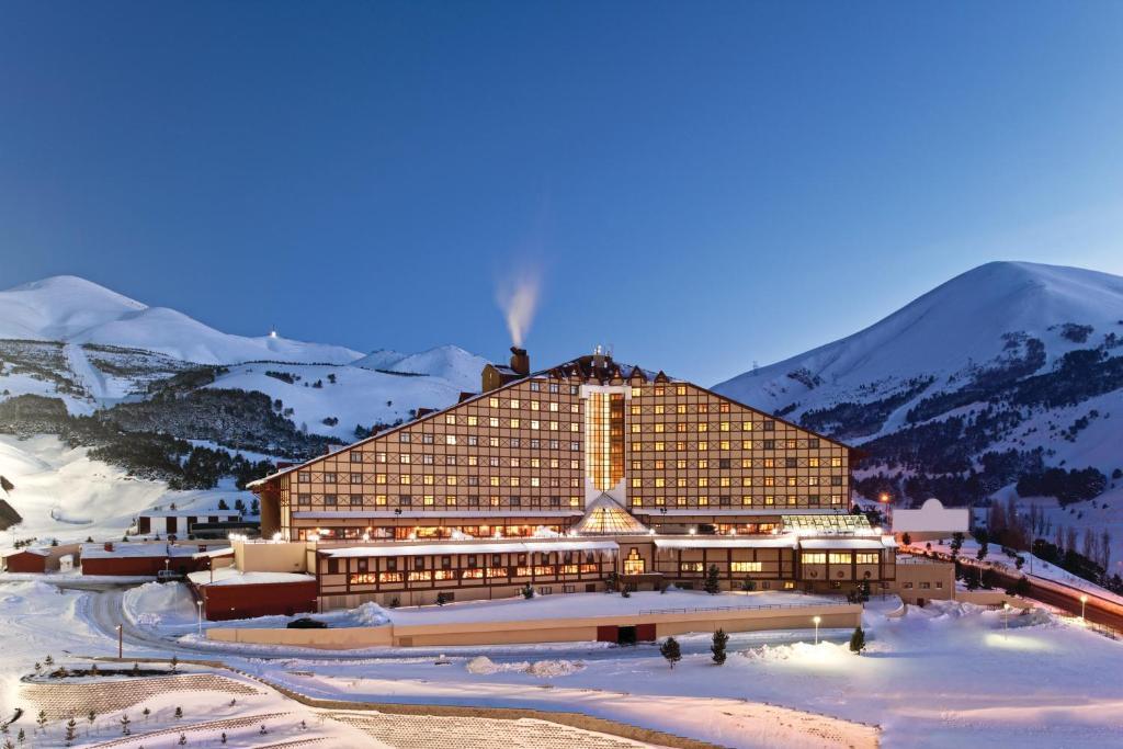 Polat Erzurum Resort Hotel Türkei Erzurum Bookingcom