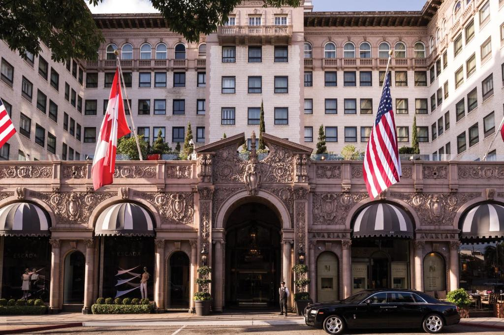 Отель Беверли-Уилшер (Beverly Wilshire)