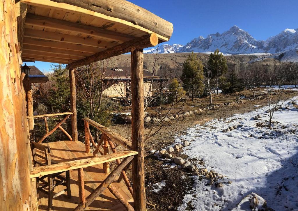 Aladaglar Camping Bungalow Reserveer nu. Afbeelding uit fotogalerij van de accommodatie ...