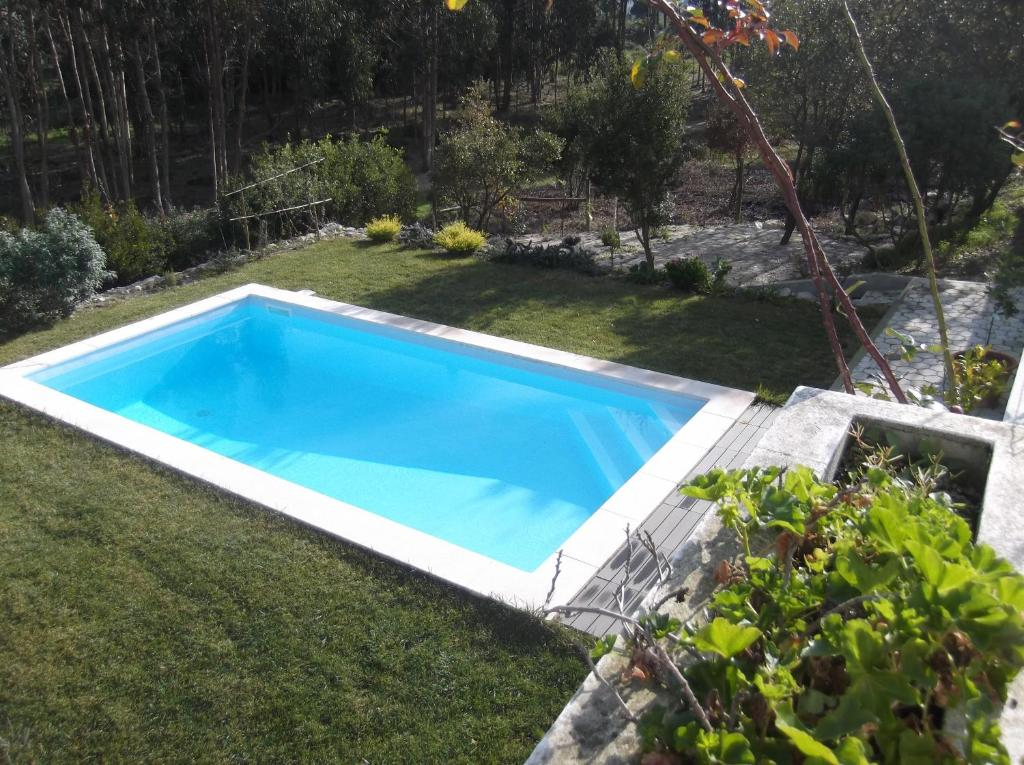 The swimming pool at or near House Cesaredas