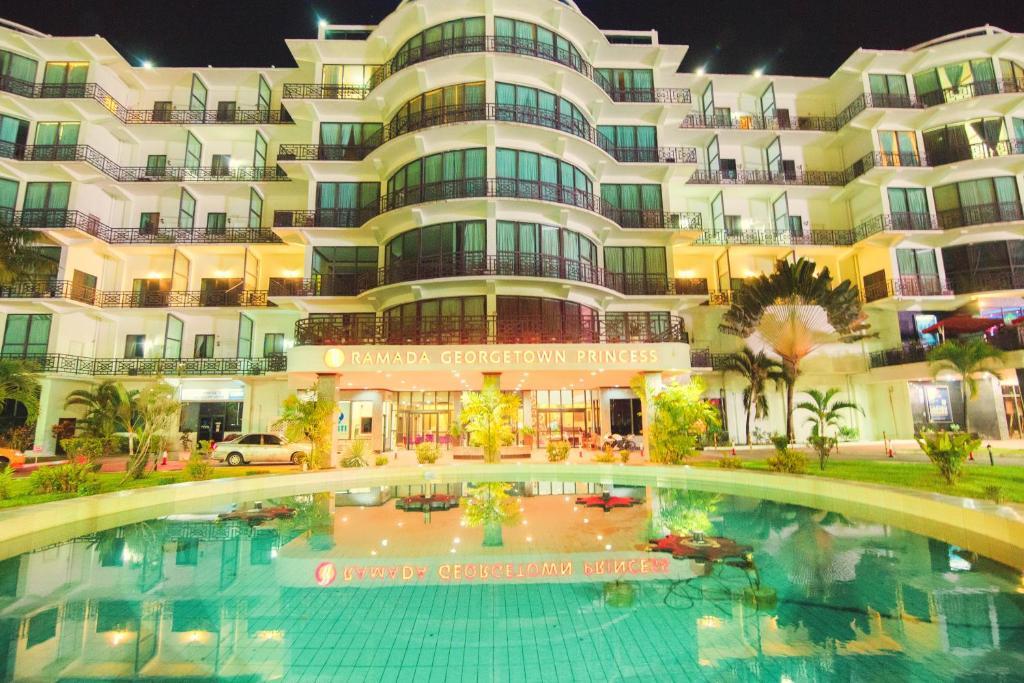 Ramada Georgetown Princess Hotel Guyana Booking Com