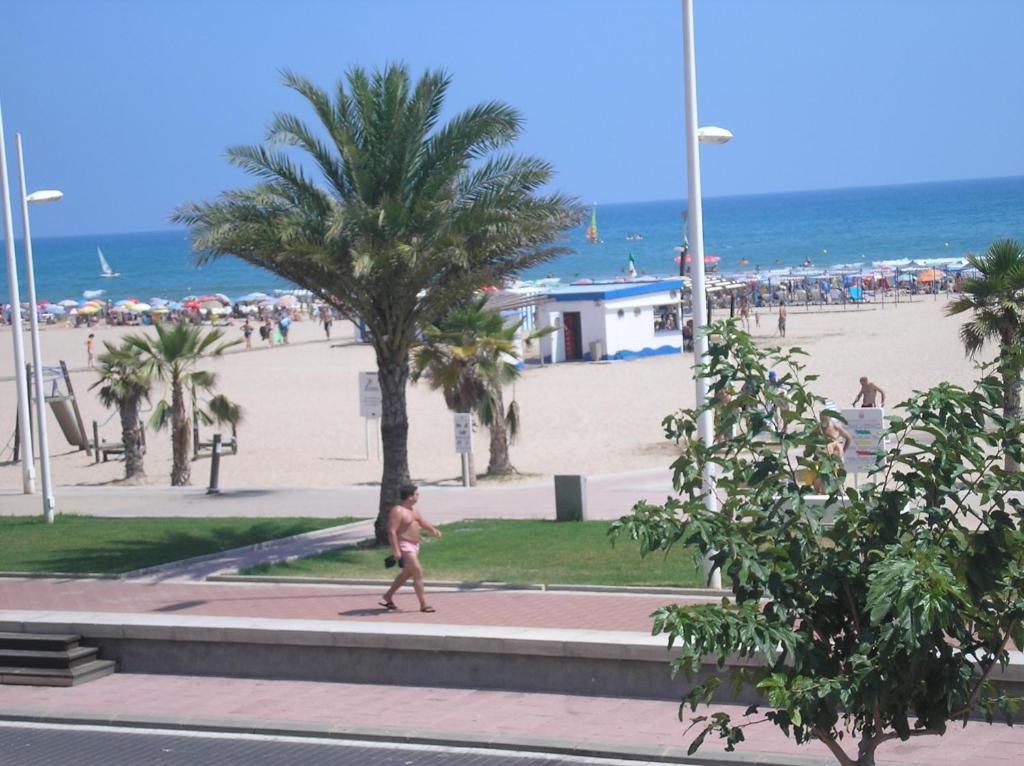 Imagen del Neptuno Beach