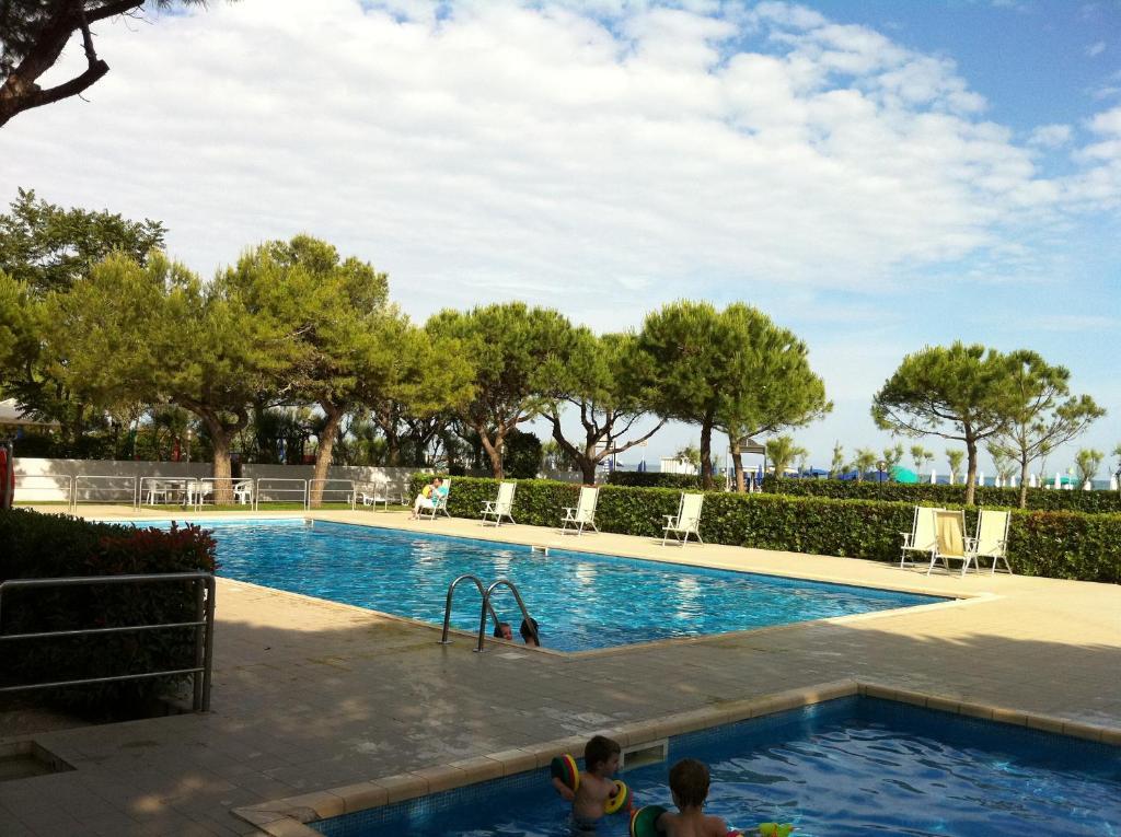 Union Lido Mobilheim Xx1 : Residence garden italia lido di jesolo booking