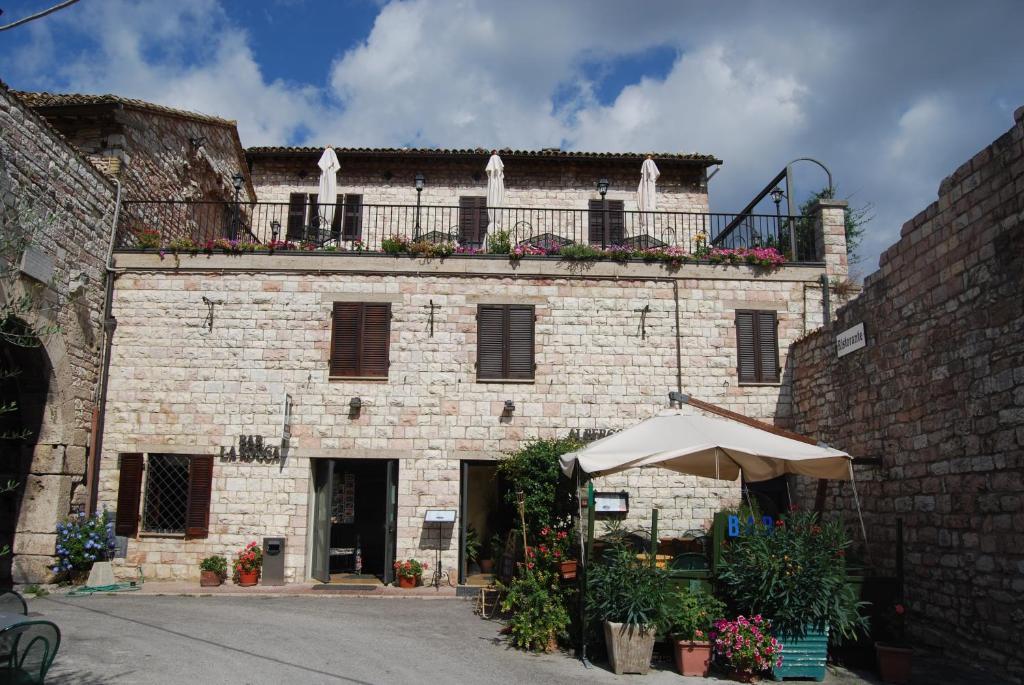 Albergo La Rocca, Assisi – Prezzi aggiornati per il 2018