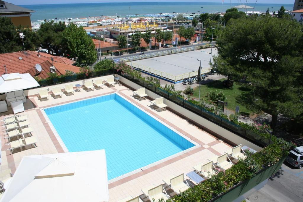 Appartamento Perla del Parco (Italia Riccione) - Booking.com