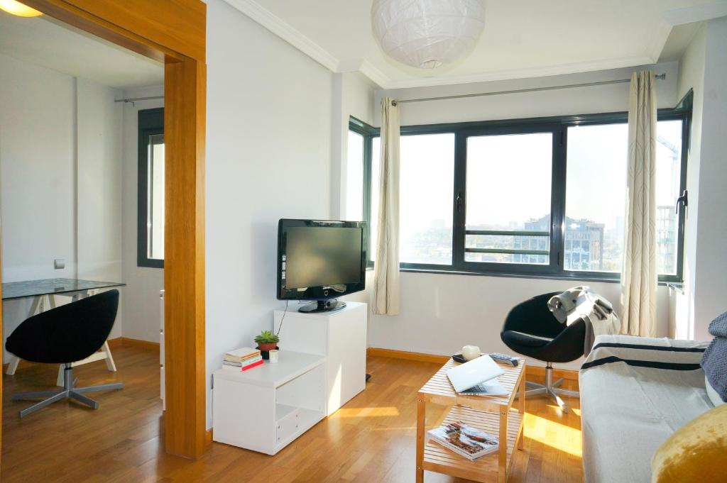 Apartments In Las Manoteras Community Of Madrid