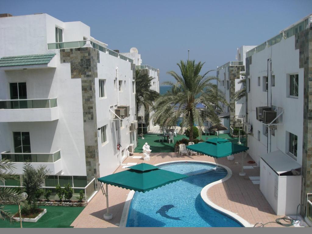 Green house resort sharjah uae for Green home