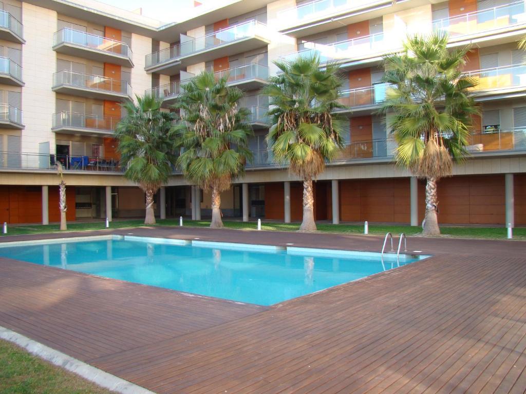 Apartamento Playa Esquirol fotografía