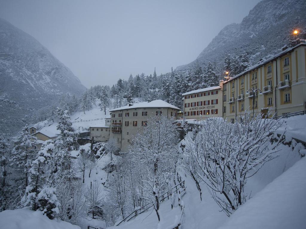 Hotel Bagni Vecchi, Bormio, Italy - Booking.com