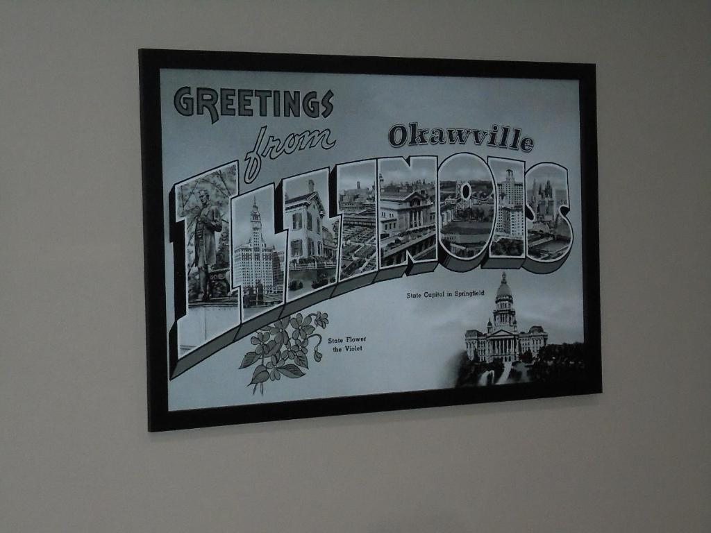 Super 8 Okawville