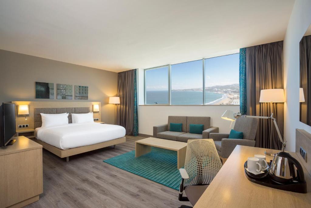 Hilton Garden Inn Tanger City Centre Tangier Morocco Bookingcom