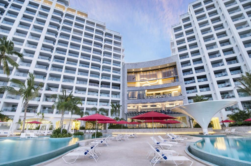 Resort Grand Fiesta Americana Puerto Vallarta All Inclusive S Only Mexico Booking