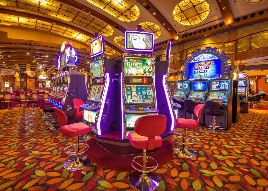 Capodanno casino park nova gorica