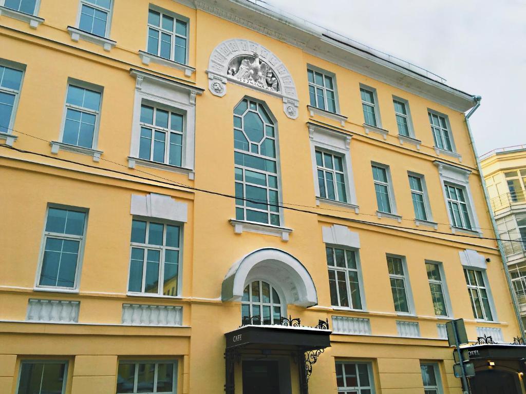 Hotel Sevastopol. Moscow, 21st century 60