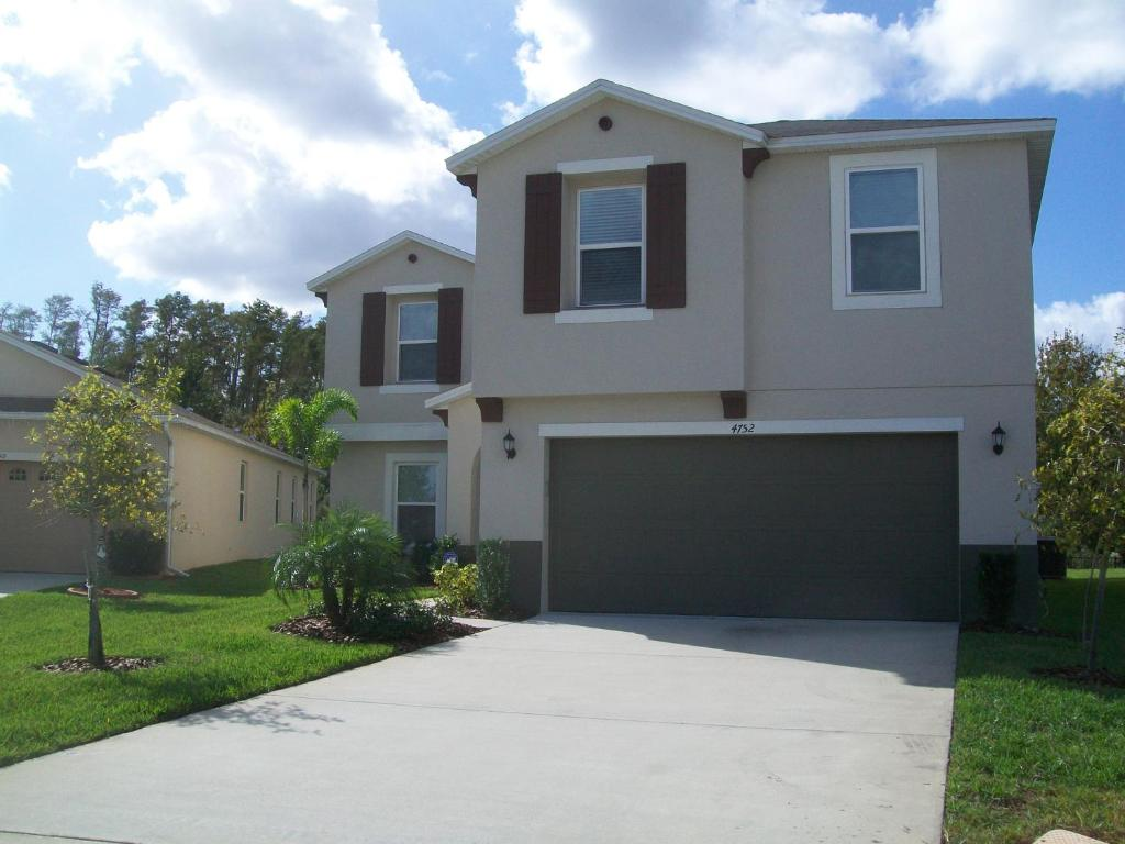 vacation home blue diamond house at crystal cove, kissimmee, fl