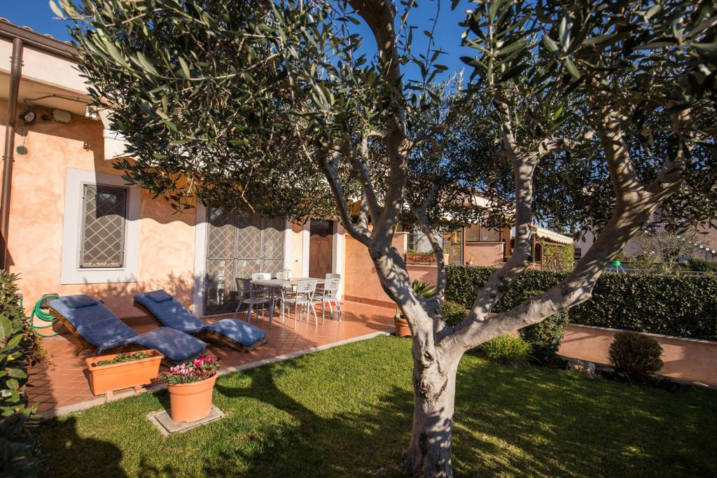 Vakantiehuis Casa Ortenzia (Italië Ostia Antica) - Booking.com