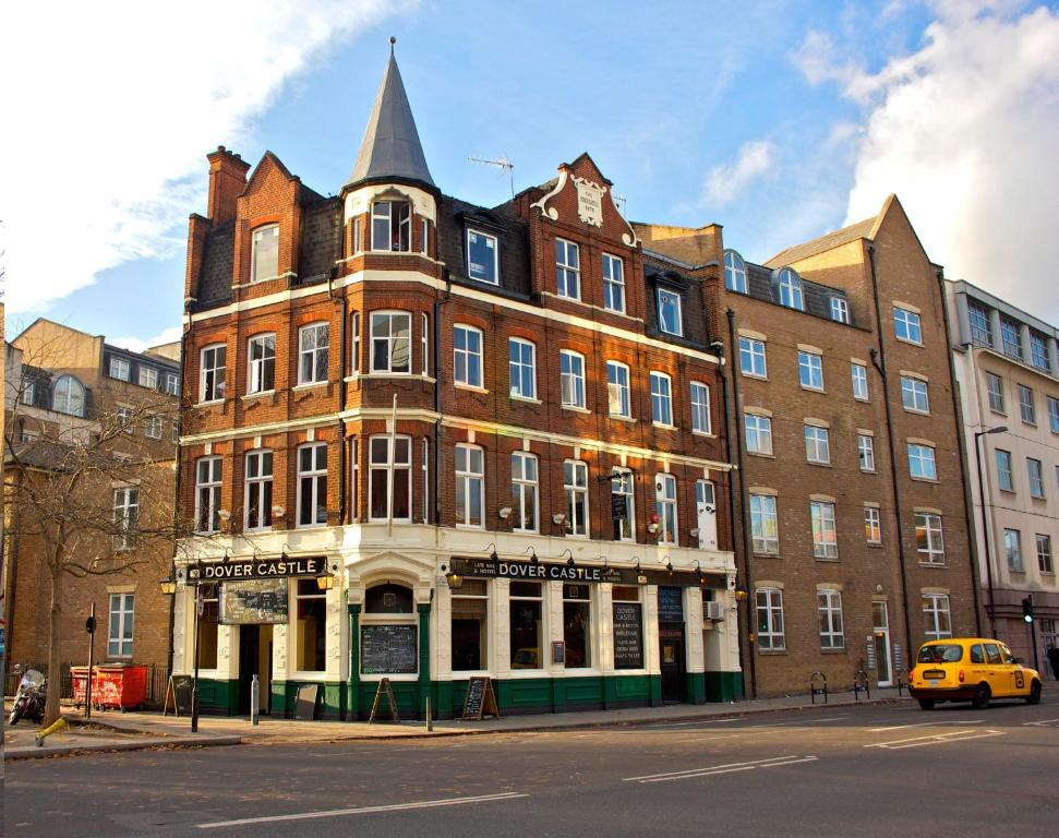 Dover castle hostel london uk booking gallery image of this property sciox Image collections