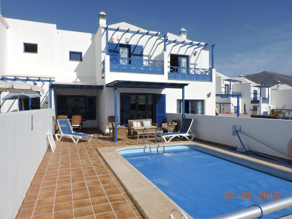 Villa Brisa Del Mar  Playa Blanca  Spain