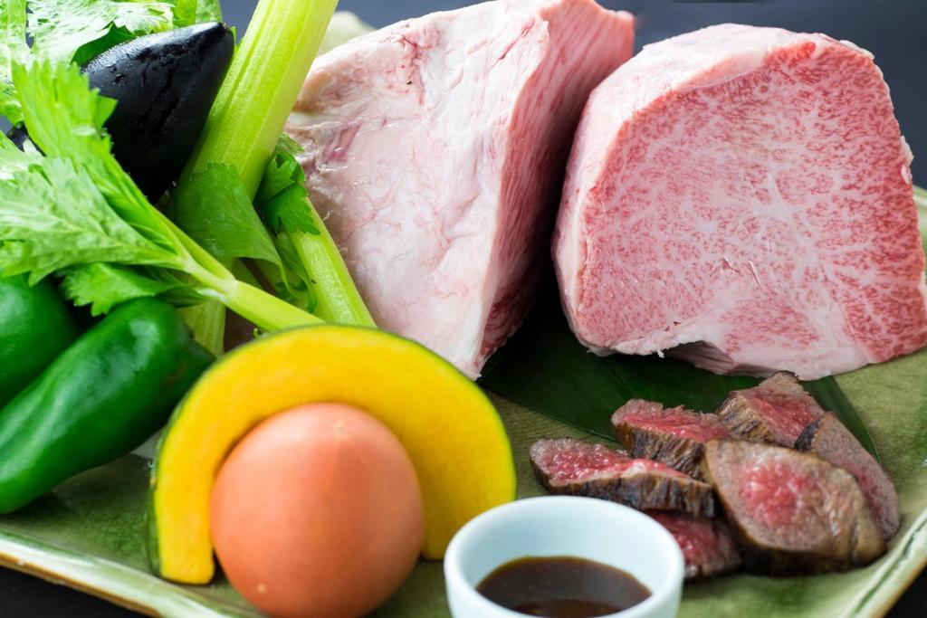 ポイント1.九州の美味しい食べ物が勢揃いの料理