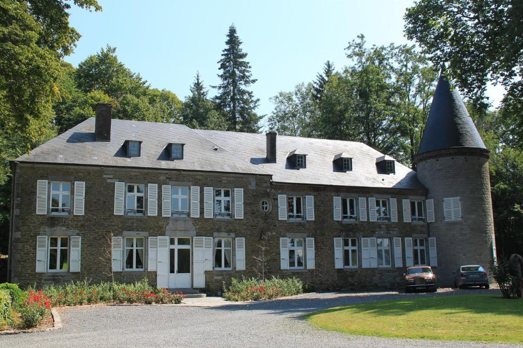 b&b / chambres d'hôtes château d' aviette (france givet) - booking