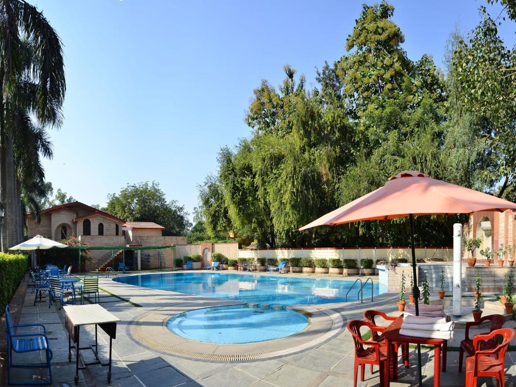 Oyo 2678 ashok country resort new delhi india deals