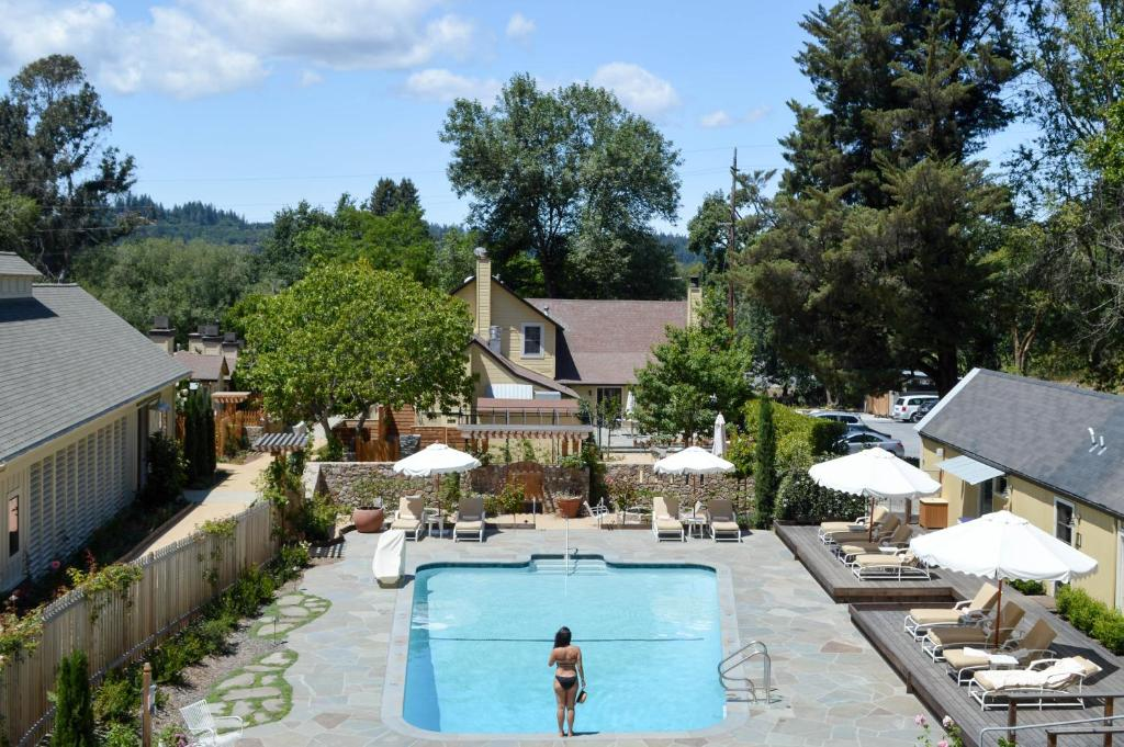 Farmhouse Inn Forestville CA