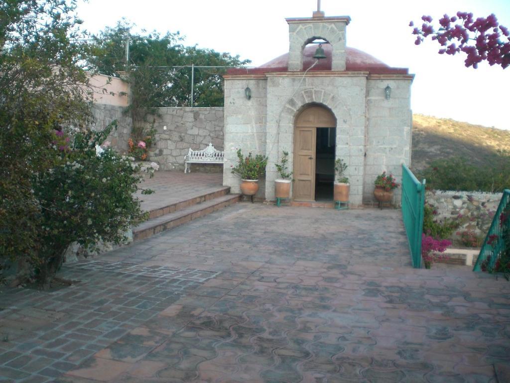 Hotel Quinta Maruca Mexiko Bernal Bookingcom