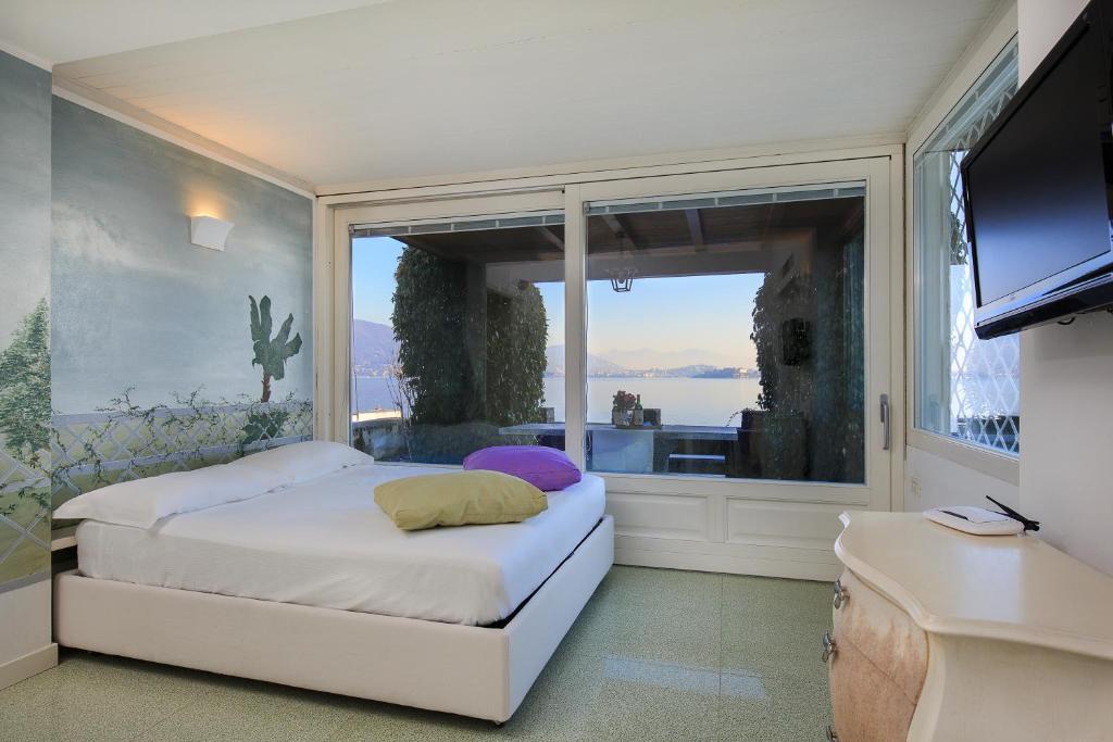 Ferienhaus maison du lac italien stresa for Design hotel dolomiten italien