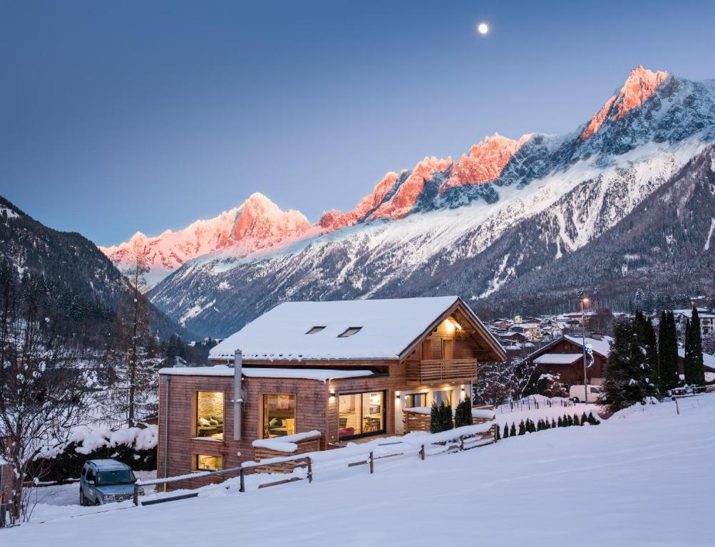 Chalet Rubicon Les Houches France Bookingcom