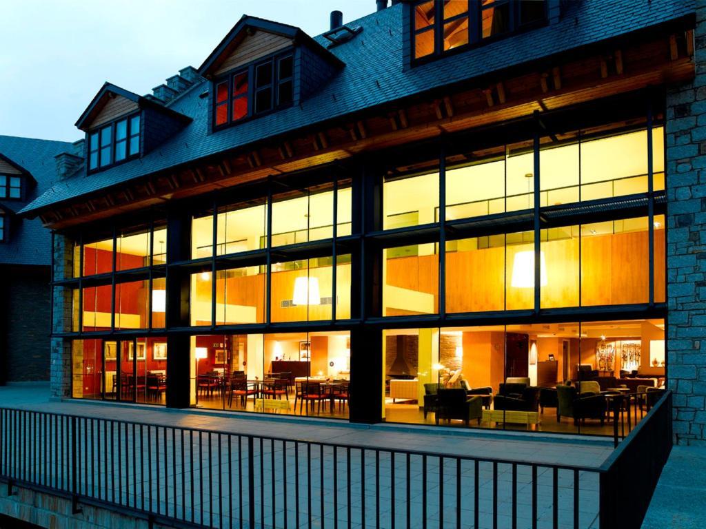 gran imagen de Apartamentos HG Cerler