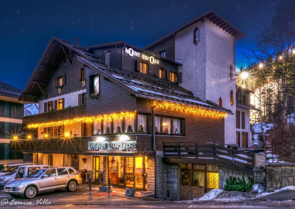 Hotel Europa, Madonna di Campiglio – Prezzi aggiornati per il 2018