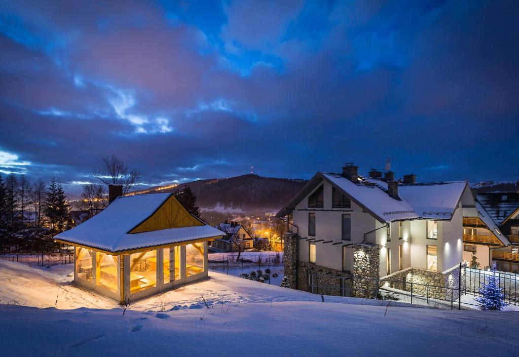Smrekowa Polana Resort Spa Zakopane Aktualne Ceny Na Rok 2019