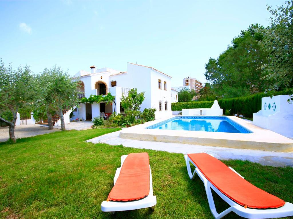 Holiday Home Salina Javea Spain Booking Com
