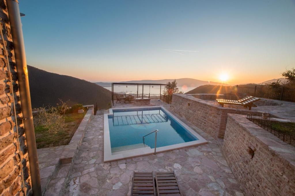 Villa Garbo Tivat Montenegro Booking Com