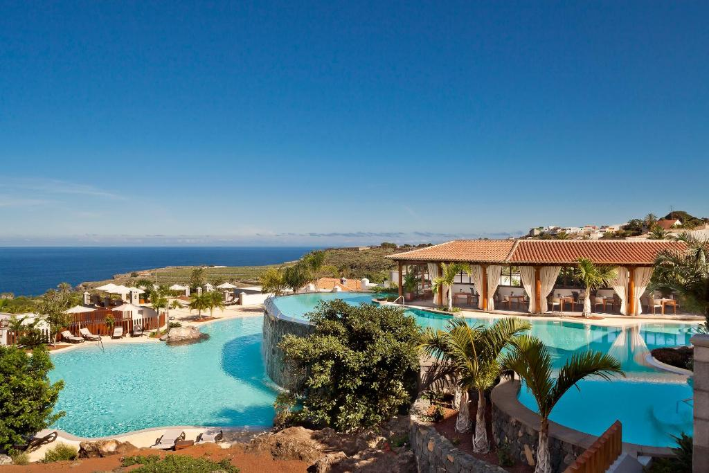 A view of the pool at Melia Hacienda del Conde - Adults Only or nearby