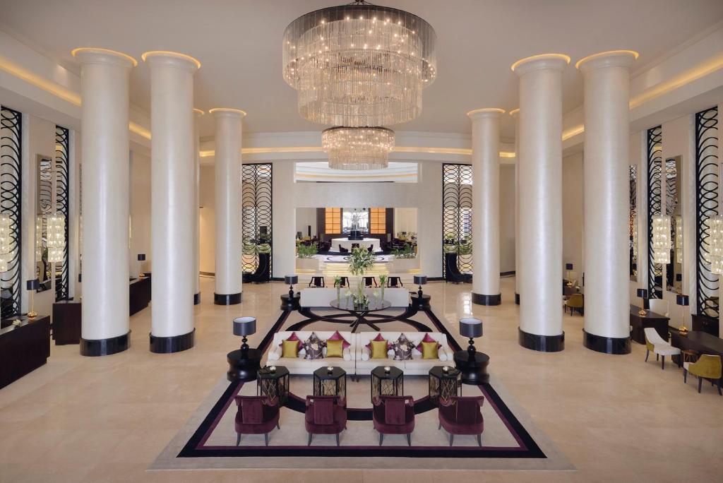 Mvenpick Hotel Riyadh Saudi Arabia Rooms