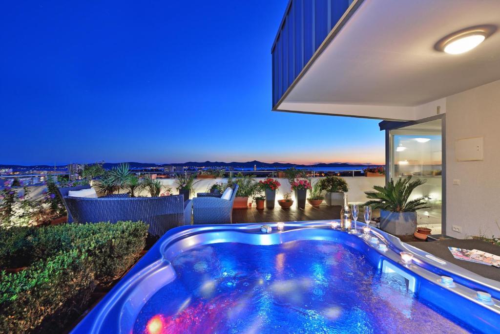 Sunny Garden Luxury Penthouse Apartment, Zadar, Croatia - Booking.com