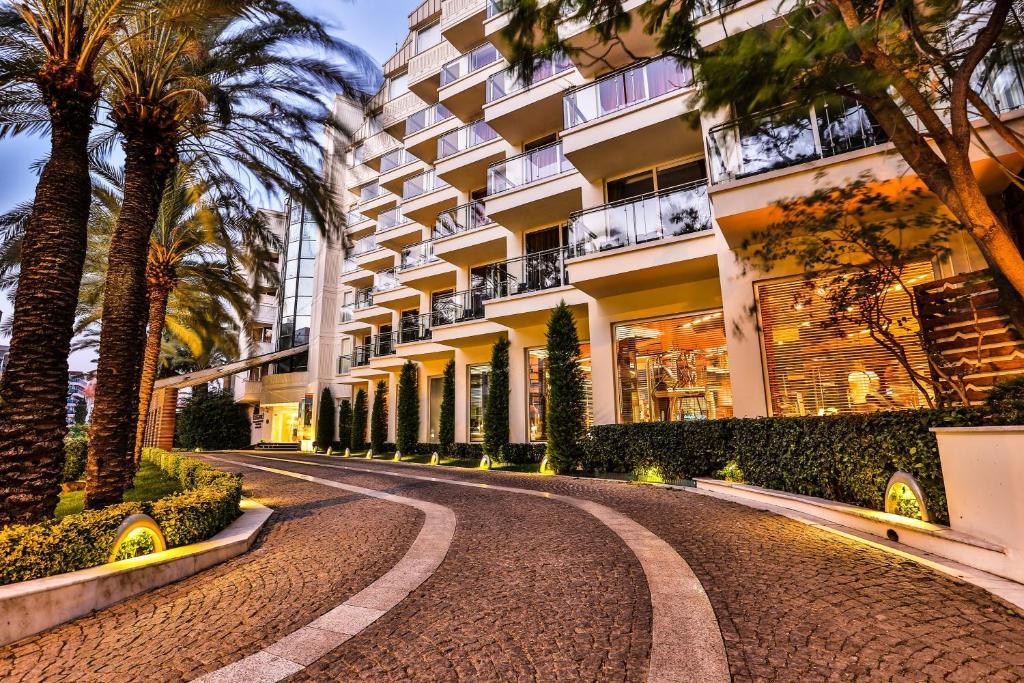 دو هتل جذاب شهر مارماریس