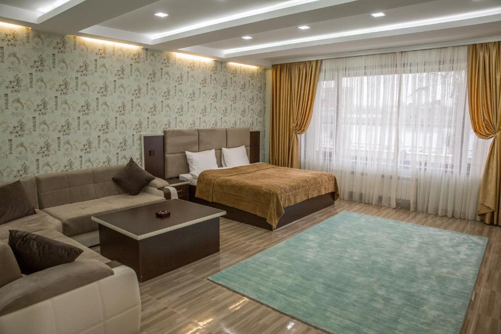Semeni Hotel Restaurant Mingachevir Azerbaijan Bookingcom
