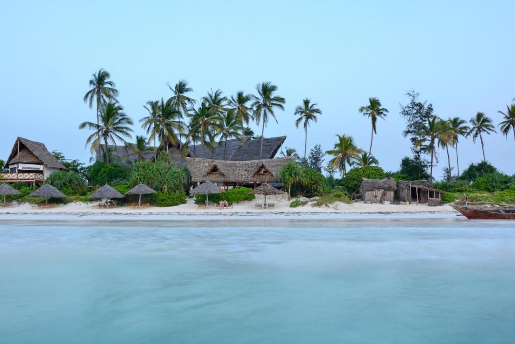 Kena Beach Hotel Matemwe Tanzania Booking Com
