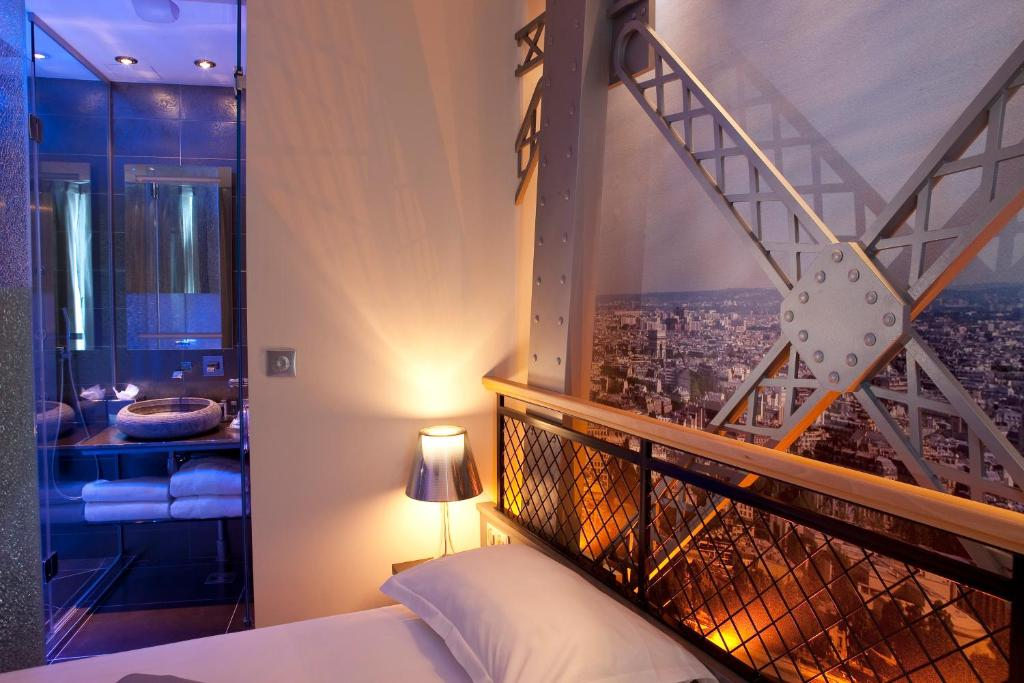 Hotel Design Secret de Paris France Bookingcom