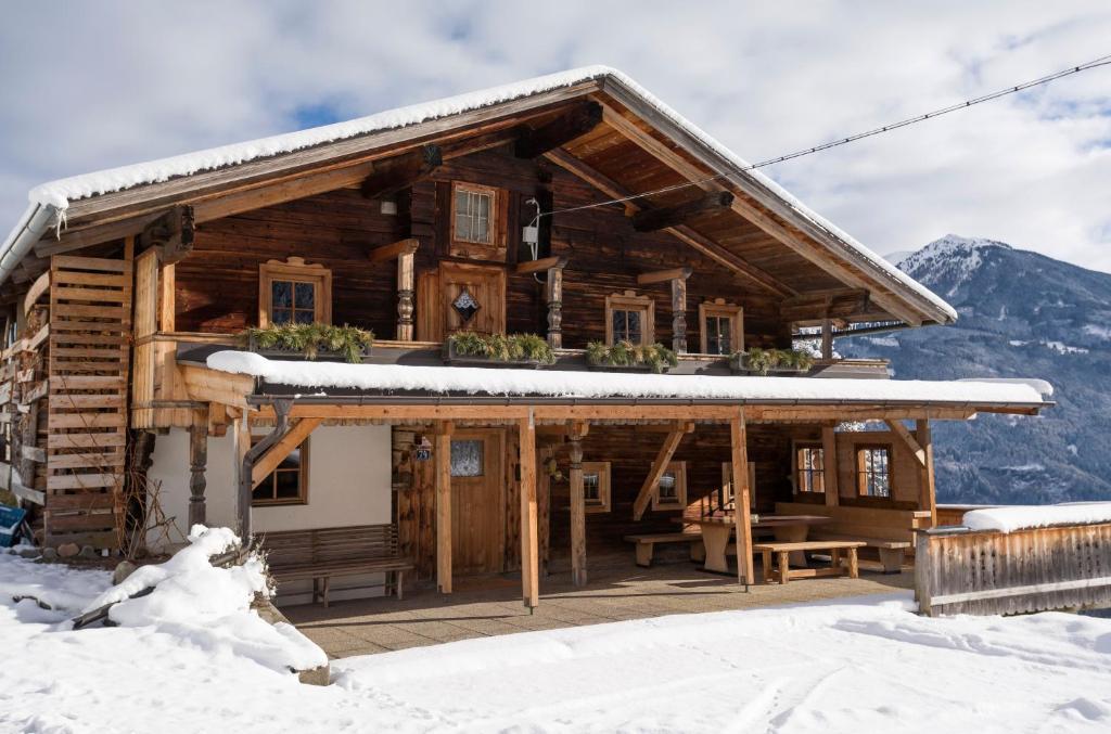 Hotel Bauernhaus Zuhäusl Korum (Österreich Fügenberg) - Booking.com