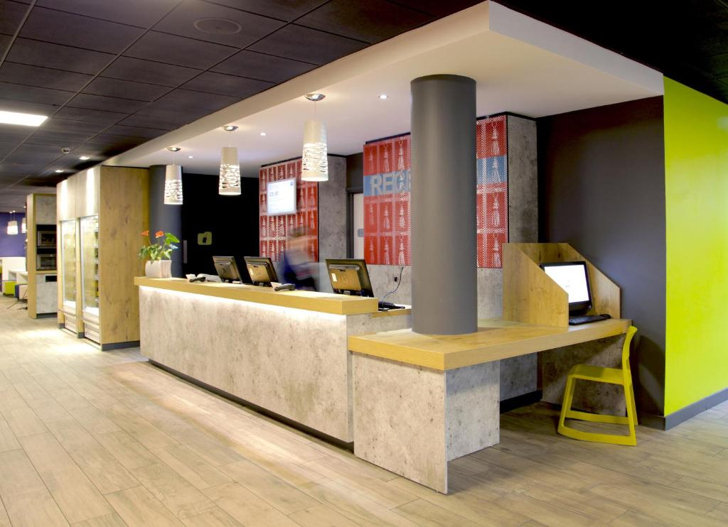 Ibis Budget Manchester Salford Quays Manchester Updated 2019 Prices