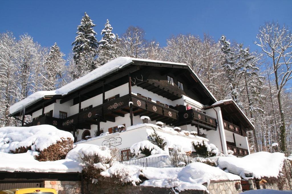 ferienwohnung haus am berg deutschland berchtesgaden. Black Bedroom Furniture Sets. Home Design Ideas