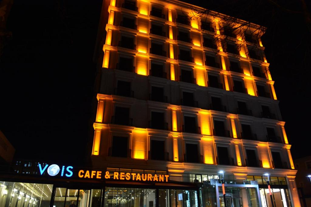Vois Hotel, Istanbul, Turkey - Booking.com