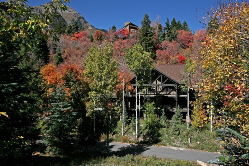 Vacation home hidden forest sundance ut for Sundance house