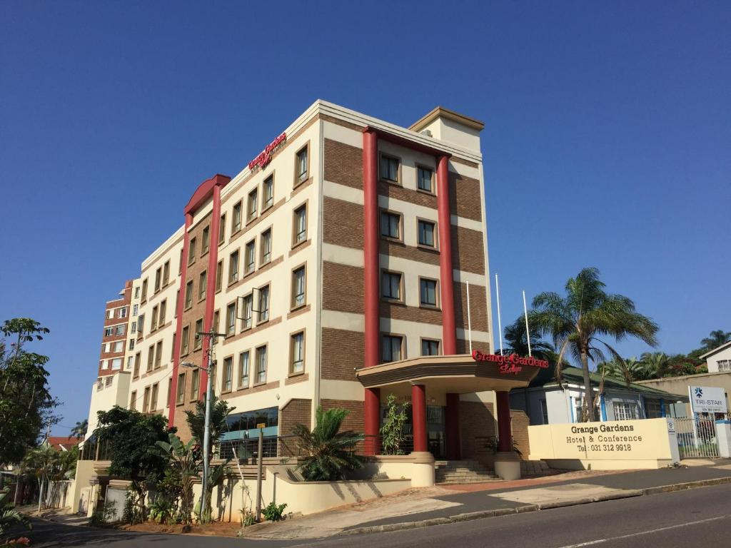 Grange gardens hotel durban south africa for Contact hotel