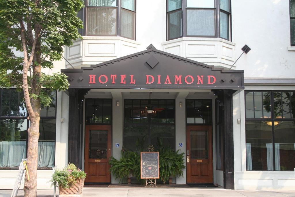 diamond hotel chico ca. Black Bedroom Furniture Sets. Home Design Ideas